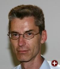Franz Schmid, Initiator des Scribus-Projektes und einer der Hauptentwicker