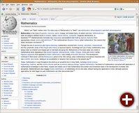 Neuer Browser Dooble