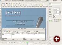 Scribus 1.3.5