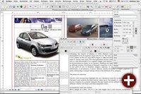 Scribus unter Mac OS X