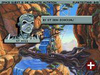 ScummVM - Space Quest V: The Next Mutation
