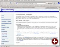 SeaMonkey 2.1 Beta 3