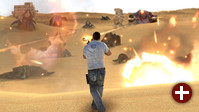 Serious Sam 3: Szene aus dem Spiel
