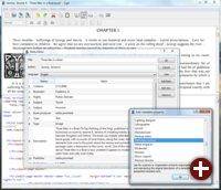 Freier epub-Editor Sigil v0.1.0