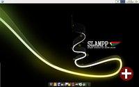 Slampp – Kombination aus Desktop und Home-Server
