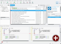SmartGit 17.1: Changelog einer Datei