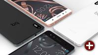Smartphone BQ Aquaris X5