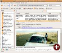 Snowl: Firefox-Erweiterung jagt Nachrichten