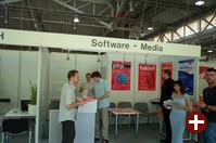 Software Media ist der Verlag hinter der polnischen Entwicklergruppe, die Aurox Linux erstellt hat. Der Verlag bietet vier Zeitschriften - Aurox, Hakin9, php solutions und OpenOffice.org Magazine - in Deutsch und anderen Sprachen an.