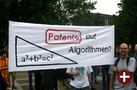 Softwarepatente: Dagegen