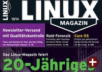 Sonderausgabe des Linux Magazins