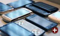 Sony Xperia 2011-Smartphones