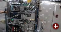 Spaceborne Computer an Bord der ISS