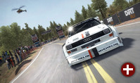Spielszene aus »DiRT Rally«