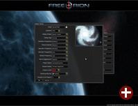 Spielszene aus »FreeOrion«