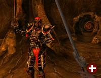 """Spielszene aus """"The Elder Scrolls III: Morrowind"""""""