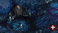 "Spielszene aus ""Torment – Tides of Numenera"""
