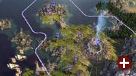 Spielszene aus »Age of Wonders III«