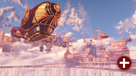 Spielszene aus »BioShock Infinite«