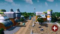 Spielszene aus »Cities: Skylines«