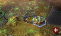Spielszene aus »Civilization: Beyond Earth«