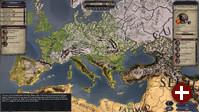 Spielszene aus »Crusader Kings II«