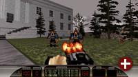 Spielszene aus »Duke Nukem 3D: Megaton Edition«
