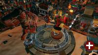 Spielszene aus Dungeons 3