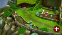 Spielszene aus »Earthlock«