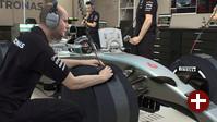 Spielszene aus »F1 2015«