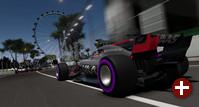 Spielszene aus »F1 2017«