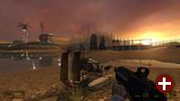 Spielszene aus »Half-Life 2«