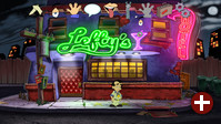 Spielszene aus »Leisure Suit Larry Reloaded«
