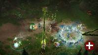 Spielszene aus »Magicka 2«