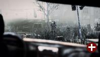 Spielszene aus »Metro: Last Light«