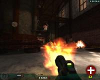 Spielszene aus Nexuiz 2.5.2