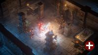 Spielszene aus »Pathfinder: Kingmaker«