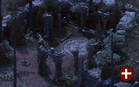 Spielszene aus »Pillars of Eternity«