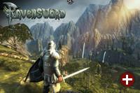 Spielszene aus Ravensword: Shadowlands