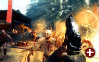 Spielszene aus »Shadow Warrior Special Edition«