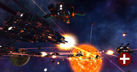 Spielszene aus »Star Ruler 2«