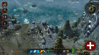 Spielszene aus »Sword Coast Legends«