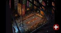 Spielszene aus »The Banner Saga«