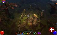 Spielszene aus »Torchlight II«
