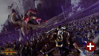 Spielszene aus »Total War: Warhammer II«