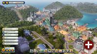 Spielszene aus »Tropico 6«