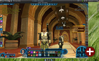 »Star Wars: The Old Republic« unter CrossOver 11.0
