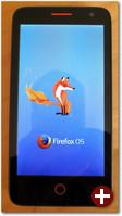 Start von Firefox OS
