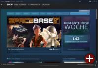 Steam unter Linux