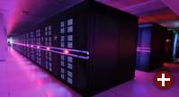 Supercomputer-Racks